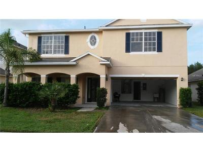 Orlando Single Family Home For Sale: 14631 Unbridled Drive