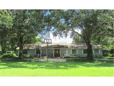 Lakeland Single Family Home For Sale: 1420 E Private Drive