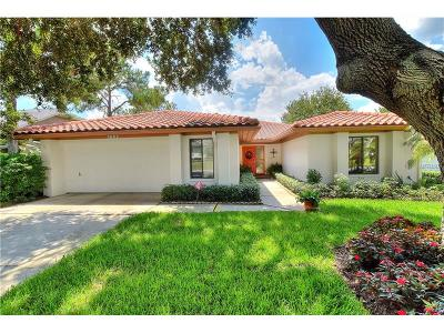 Lakeland Single Family Home For Sale: 3823 Cheverly Drive E