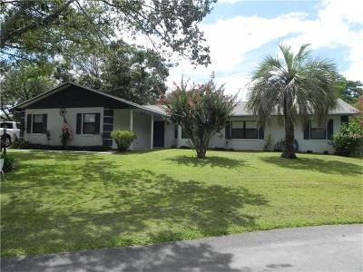 Lakeland Single Family Home For Sale: 4739 Ricardo Lane