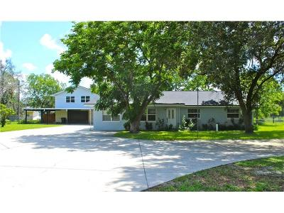 Winter Haven Single Family Home For Sale: 2834 Thornhill Road