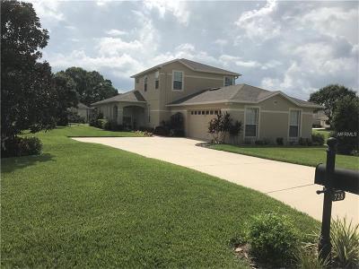 Lakeland Single Family Home For Sale: 728 Lake Clark Court