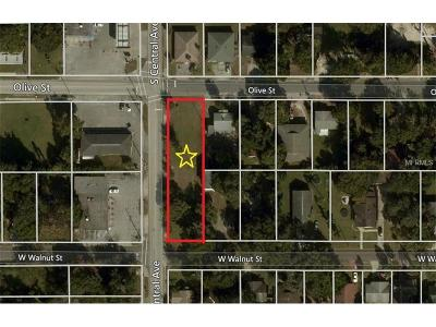 Lakeland Residential Lots & Land For Sale: 448 S Central Avenue