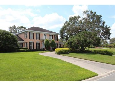 Lakeland Single Family Home For Sale: 5941 Pier Place Drive