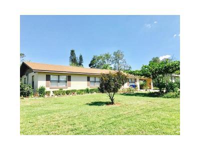 Lake Alfred Single Family Home For Sale: 330 E Orange Street
