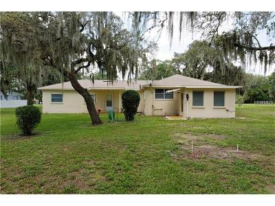 Lakeland Single Family Home For Sale: 725 E Carter Road