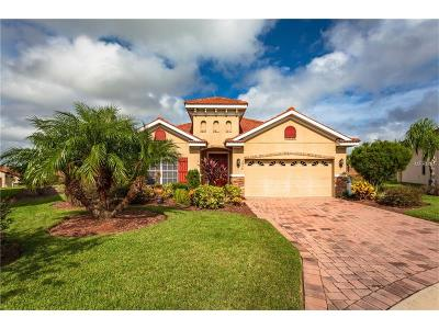 Lakeland Single Family Home For Sale: 3978 Viamonte Lane