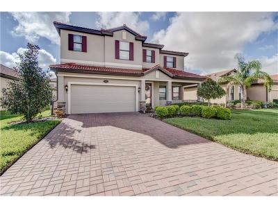 Lakeland Single Family Home For Sale: 1856 Prima Vista Drive