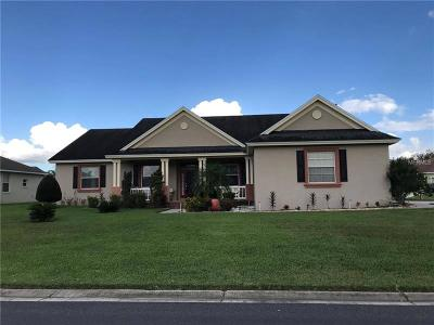 Lakeland Single Family Home For Sale: 2944 Dunhill Circle
