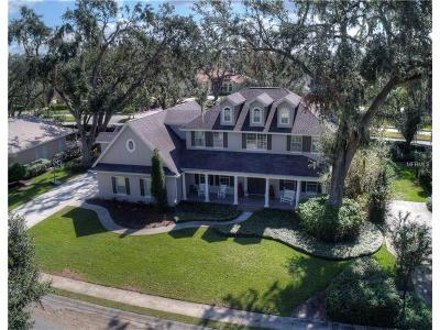 Lakeland Single Family Home For Sale: 617 Crescent Hills Place