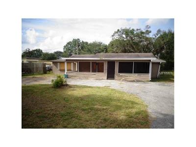 Lakeland Single Family Home For Sale: 1609 Goodyear Avenue