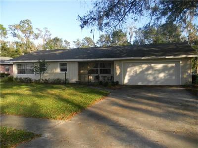 Mulberry Single Family Home For Sale: 4050 Old Colony Road