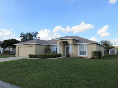 Single Family Home For Sale: 2857 Blush Drive