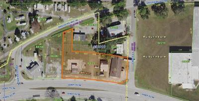 Auburndale Residential Lots & Land For Sale: 1300 Us Highway 92 W