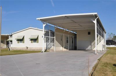 Polk City Mobile/Manufactured For Sale: 5250 Island View Circle N