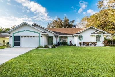 Lakeland Single Family Home For Sale: 3746 Hileman Drive S