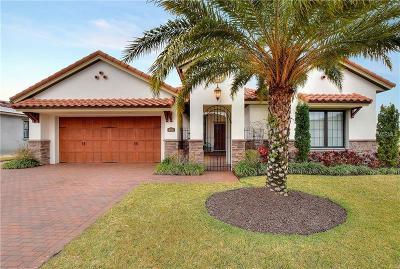 Lakeland Single Family Home For Sale: 2961 Sanctuary Circle