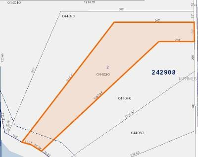 Lakeland Residential Lots & Land For Sale: Luce Road