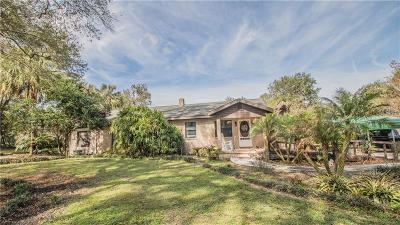Bartow Single Family Home For Sale: 2555 Oak Drive