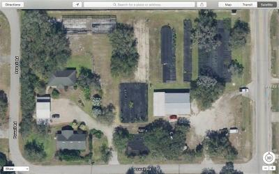 Winter Haven Single Family Home For Sale: 5123 Spirit Lake Road