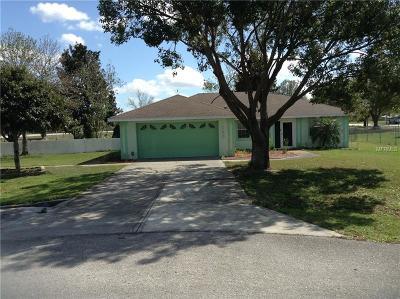 Auburndale Single Family Home For Sale: 133 White Cliff Boulevard