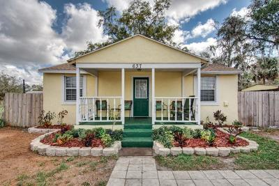 Lakeland Single Family Home For Sale: 637 Fairway Avenue