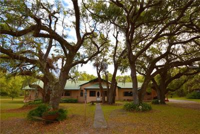 Polk County Single Family Home For Sale: 22242 State Road 60 E
