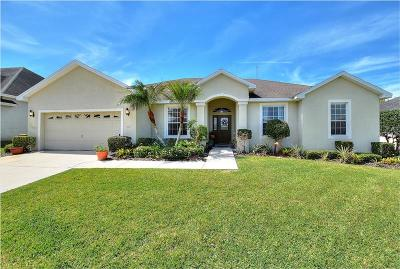 Lakeland Single Family Home For Sale: 6761 Hillis Drive