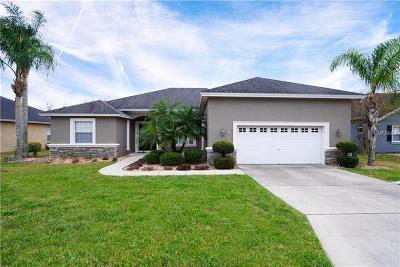 Lakeland Single Family Home For Sale: 2645 Brookside Bluff Loop