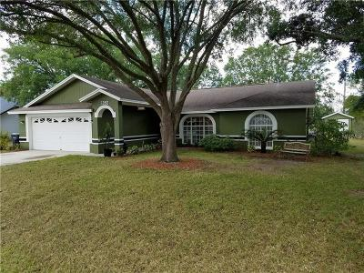 Lakeland Single Family Home For Sale: 1392 Wyngate Drive