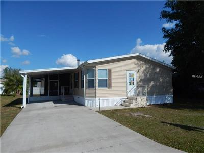 Lakeland Mobile/Manufactured For Sale: 504 Perch Pl