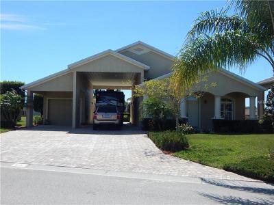 Polk City Single Family Home For Sale: 610 Gordon Road
