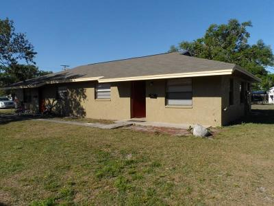 Lakeland Multi Family Home For Sale: 1247 W Highland Street