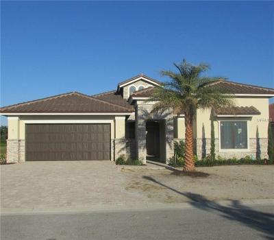 Lakeland Single Family Home For Sale: 2977 Sanctuary Circle
