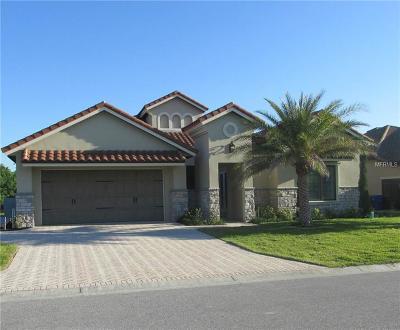 Lakeland Single Family Home For Sale: 3166 Sanctuary Circle