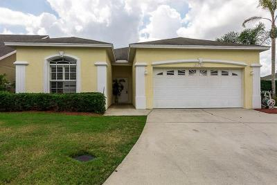 Lakeland Single Family Home For Sale: 6942 Shimmering Drive