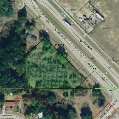 Mulberry Residential Lots & Land For Sale: 3800 W State Road 60 E