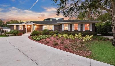 Lakeland Single Family Home For Sale: 305 E Belvedere Street