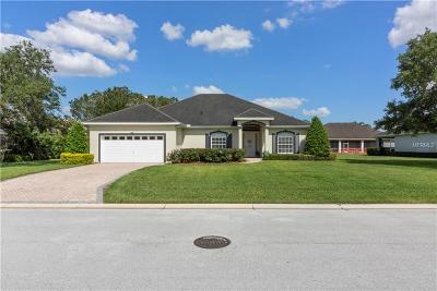 Winter Haven Single Family Home For Sale: 4017 Palma Ceia Circle