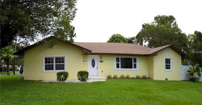 Lakeland Single Family Home For Sale: 1222 Edgewood Drive E