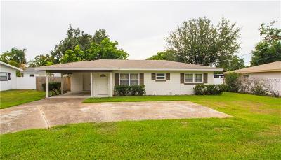 Winter Haven Single Family Home For Sale: 2771 21st Street NW