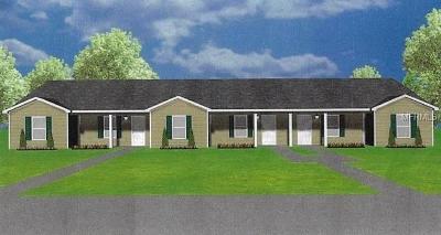 Auburndale Multi Family Home For Sale: 0 Bordeau Court