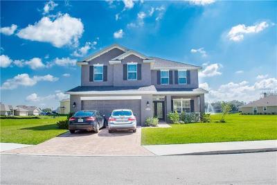 Lakeland Single Family Home For Sale: 4724 Lathloa Loop