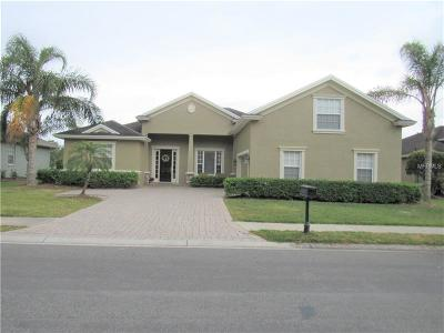 Lakeland Single Family Home For Sale: 605 Osprey Landing Drive