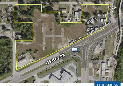 Lake Alfred Residential Lots & Land For Sale: 0 Us Hwy 92 W