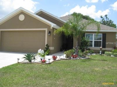 Winter Haven Single Family Home For Sale: 4055 Island Lakes Drive