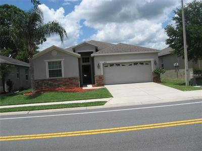 Lakeland Single Family Home For Sale: 3872 Hampton Hills Drive