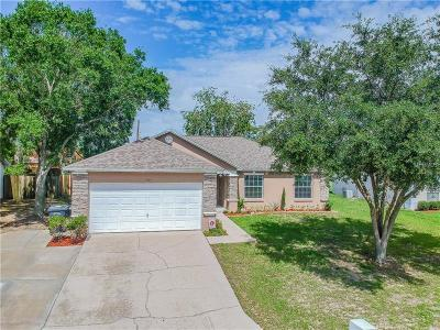 Lakeland Single Family Home For Sale: 5964 Hillside Heights Drive