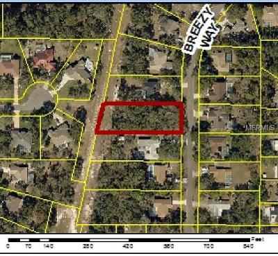Spring Hill Residential Lots & Land For Sale: 00 Breezy Way