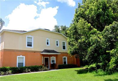 Lakeland Townhouse For Sale: 4151 Winding Vine Drive #4151